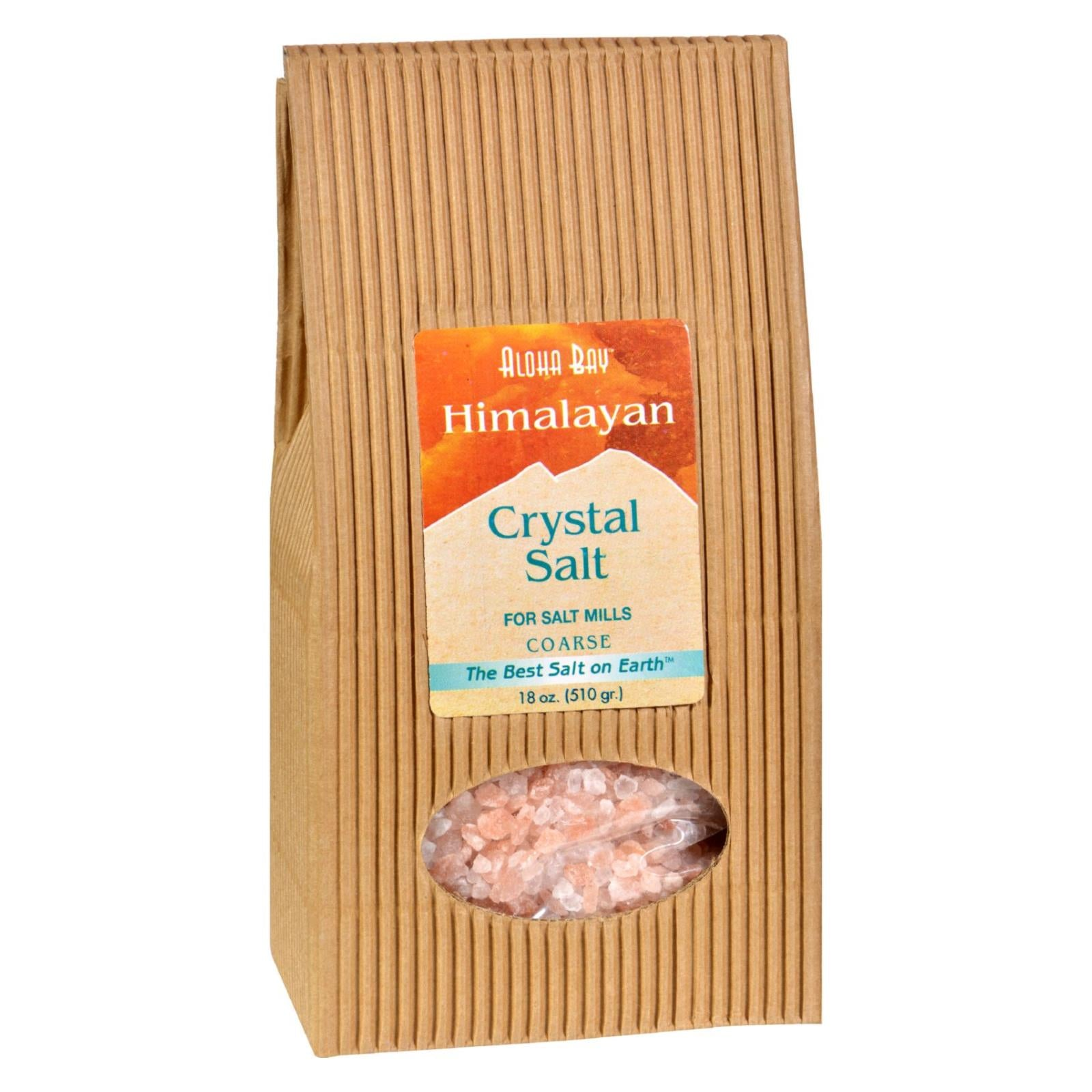 Buy Himalayan Crystal Salt Coarse - 18 oz - Salt, Spices and Seasonings from Veroeco.com