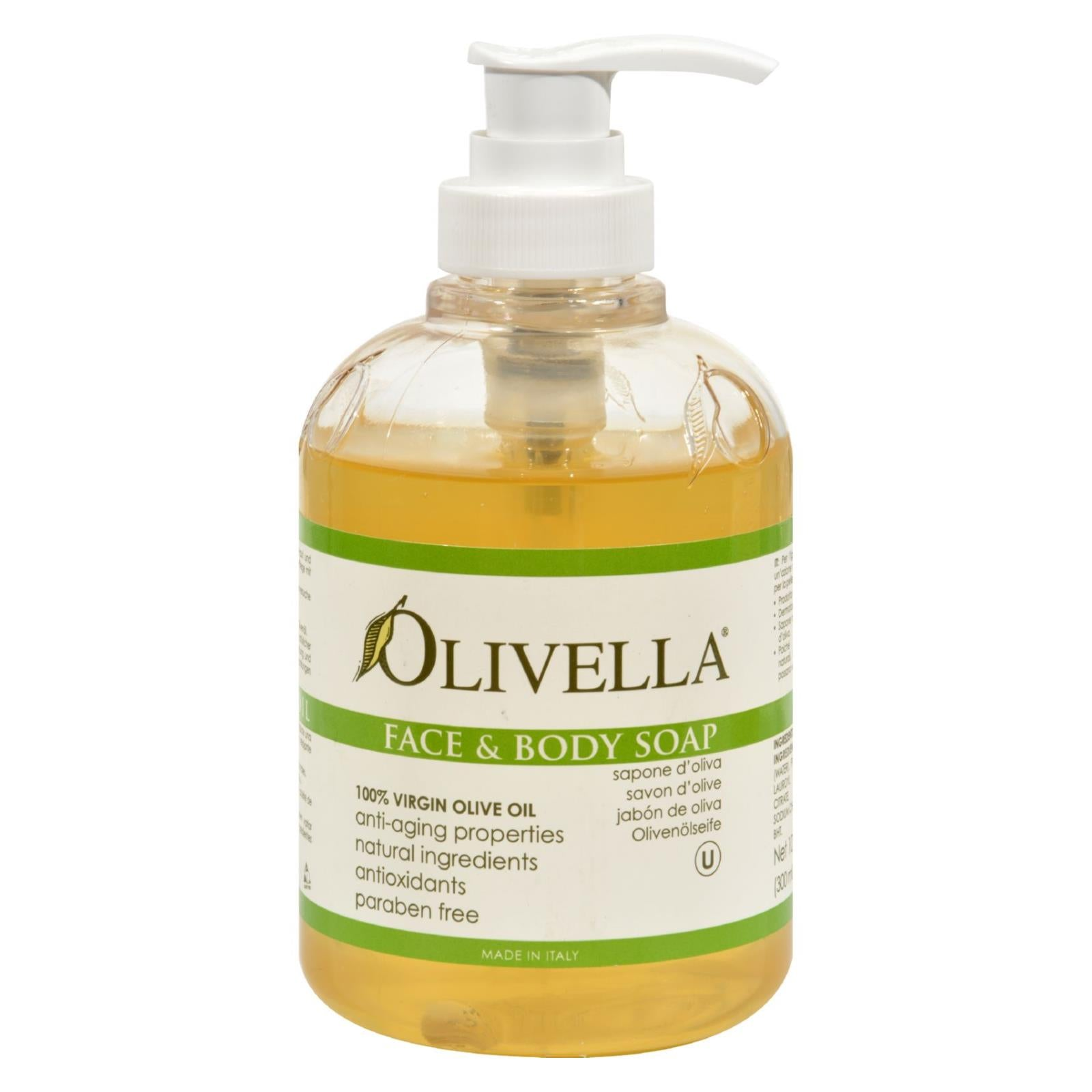 Buy Olivella Face and Body Soap - 10.14 fl oz - Cleansers from Veroeco.com