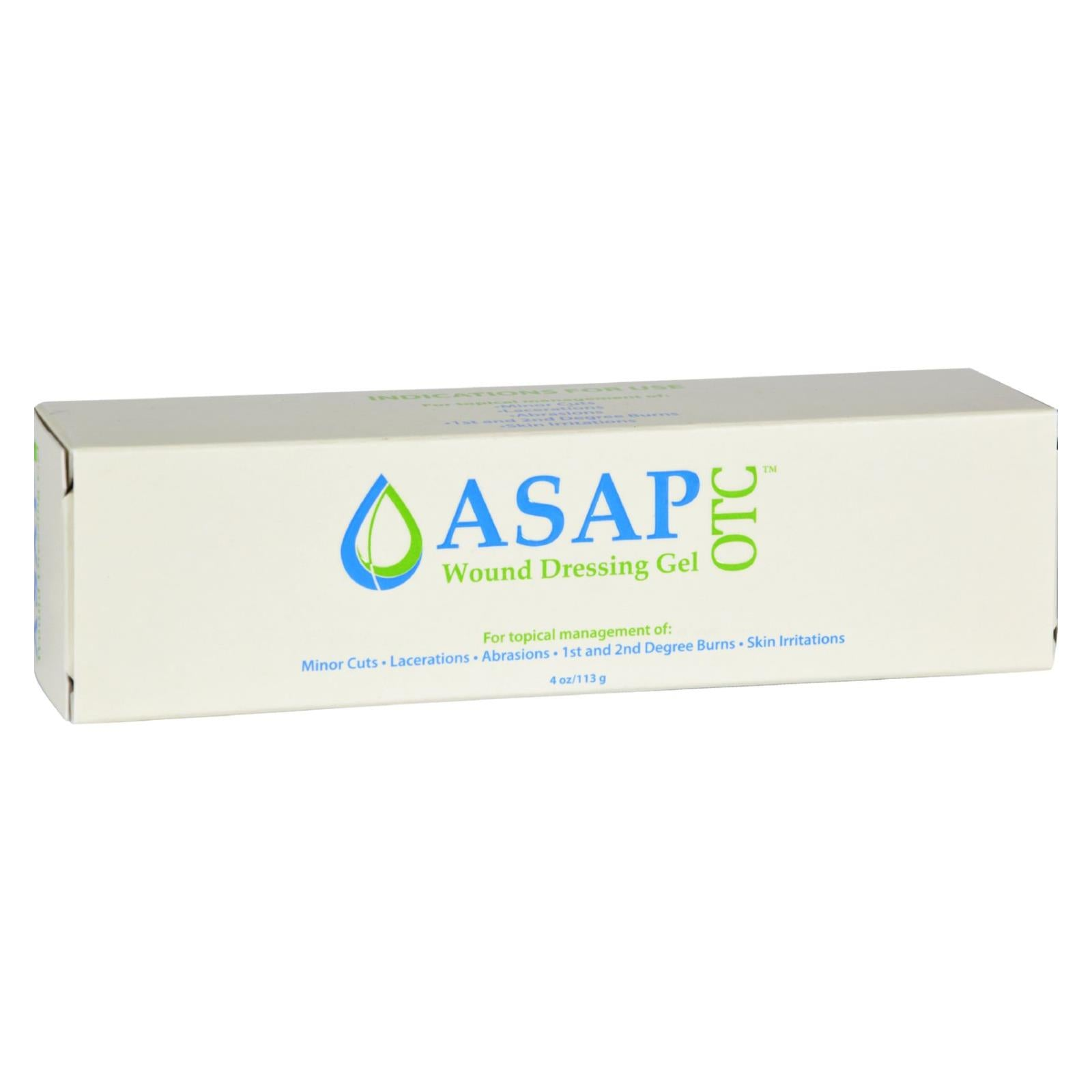 Buy American Biotech Labs Wound Dressing Gel - 4 oz - First Aid from Veroeco.com