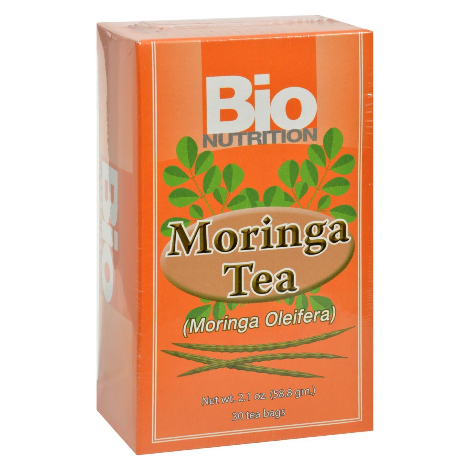 Buy Bio Nutrition Tea - Moringa - 30 count - Wellness Tea from Veroeco.com