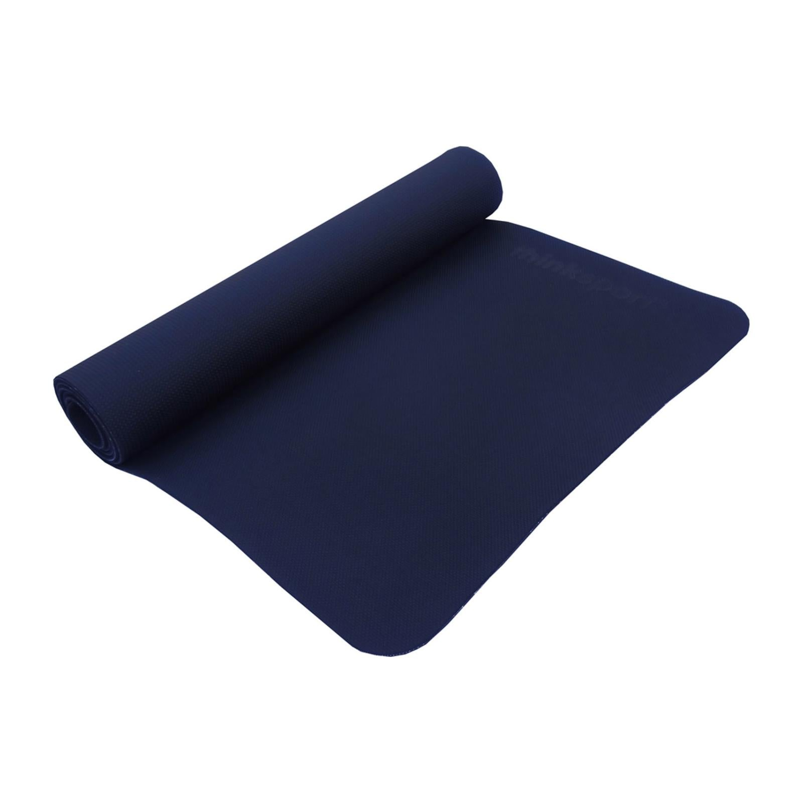 Buy Thinksport Yoga Mat - Black/Black - Yoga from Veroeco.com
