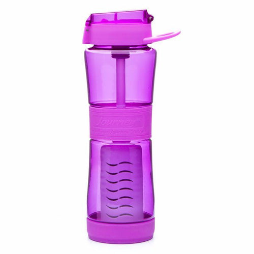 Journey Water Bottle with Filter, Orchid