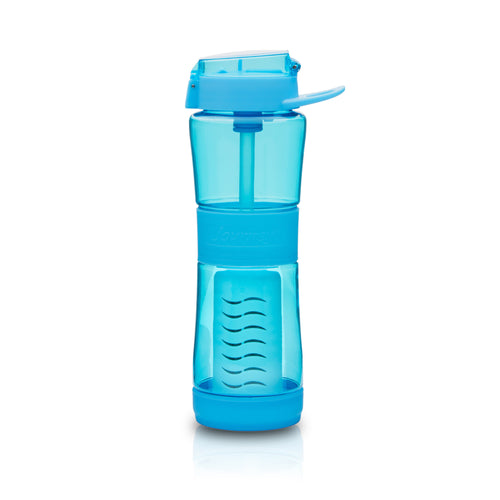 Journey Water Bottle with Filter, Blue