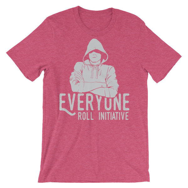 Everyone Roll Initiative T-Shirt
