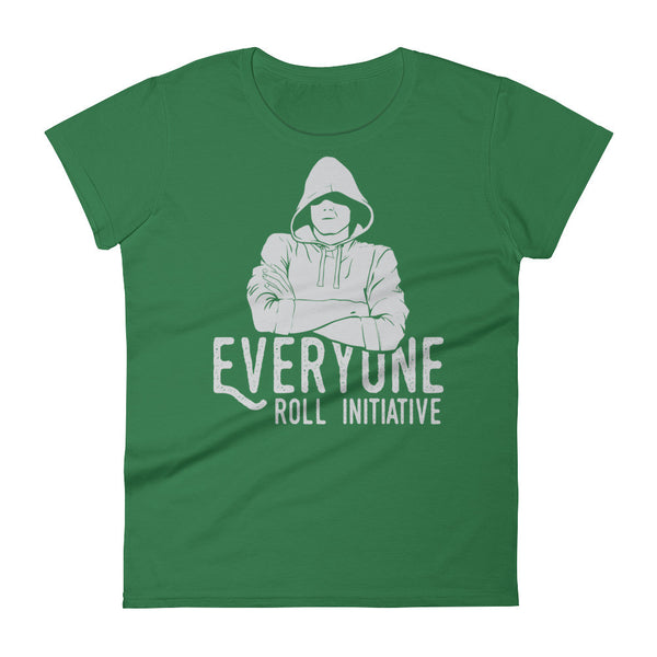 Everyone Roll Initiative Women's