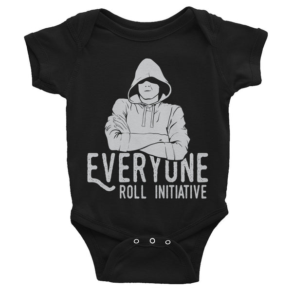 Everyone Roll Initiative Onesie