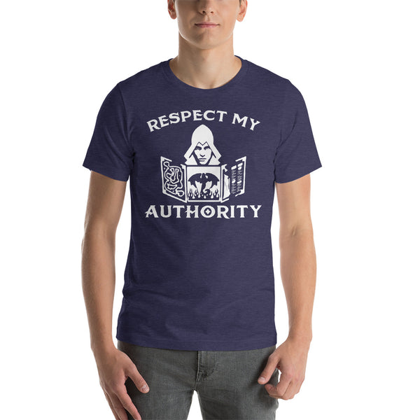 Respect My Authority T-Shirt