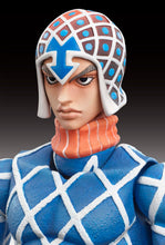 **PRE-ORDER** - GUIDO MISTA & SEX PISTOLS - JoJo's Bizarre Adventure - Part 5: Golden Wind - Medicos
