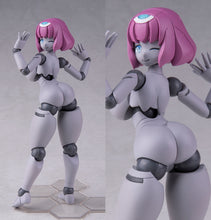 POLYNIAN FLL JANNA (GRAY FLESH) - Robot Neoanthropinae - Daibadi Production