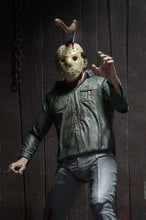 "Friday The 13th - 7"" Scale Action Figure - ULTIMATE PART 3 3D JASON - NECA"