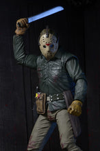 "Friday The 13th - 7"" Scale Action Figure - ULTIMATE PART 6 JASON - NECA"