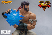 STREET FIGHTER V - HOT RYU - SDCC 2017 Exclusive - 1/12 Scale Figure - STORM COLLECTIBLE