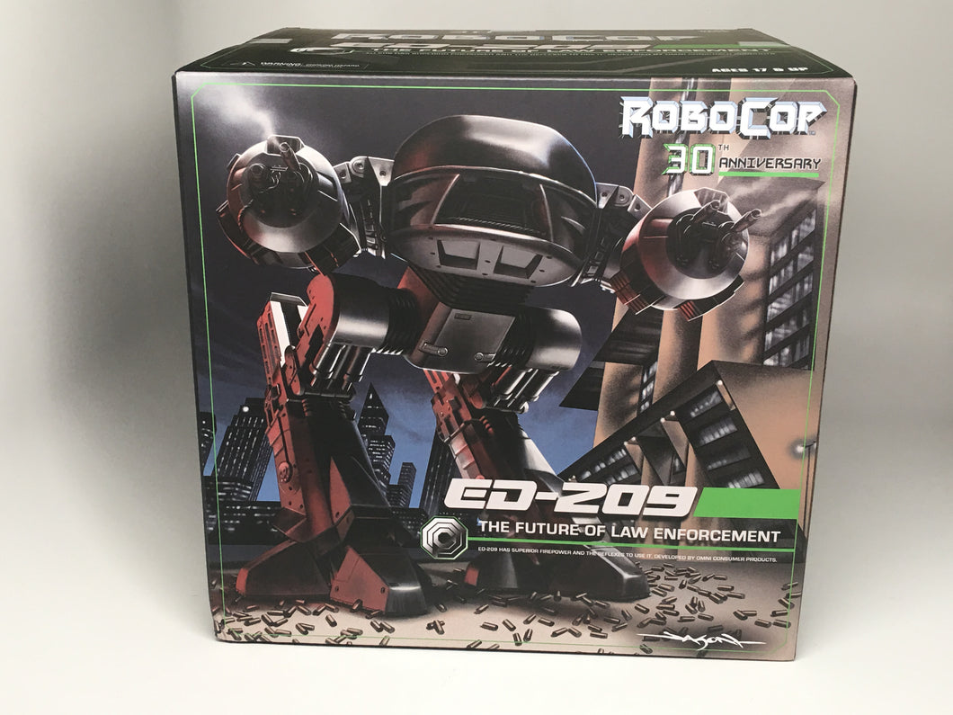 NECA - ROBOCOP ED-209 Action Figure - w/ Sound Effects