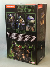 NECA - Teenage Mutant Ninja Turtles (1990 Movie) – 1/4 Scale Action Figure – LEONARDO