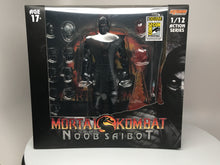 MORTAL KOMBAT- NOOB SAIBOT - 2017 SDCC - 1/12 Scale Action Figure - Storm Collectibles