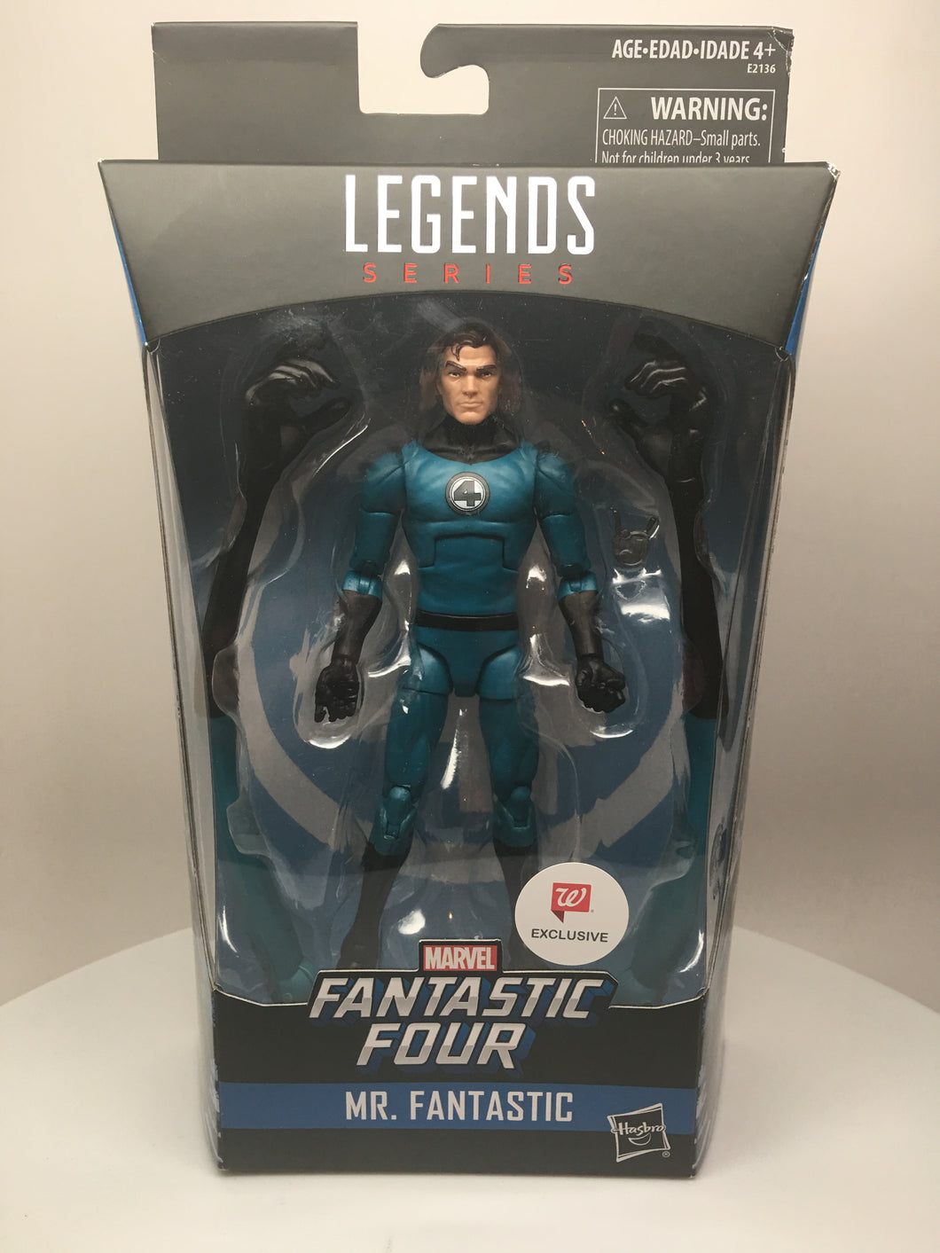 MR. FANTASTIC - Marvel Legends - Walgreens Exclusive.