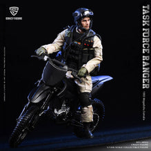 **PRE-ORDER** -1/12 US Miliary Special Force – (ASOC) Army Special Operations Command in 1993 MOGADISHU SOMALIA - TASK FORCE RANGER - CrazyFigure