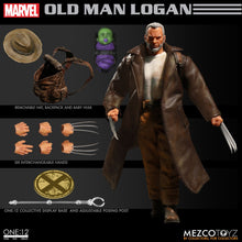 Wolverine Old Man Logan - One:12 Collective Action Figure - MEZCO