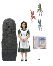 "[DENTED BOX] OFELIA - Pan's Labyrinth - Guillermo Del Toro Signature Collection - 7"" Scale Action Figure - NECA"
