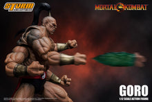 GORO - Mortal Kombat - 1/12 Scale Figure - Storm Collectibles