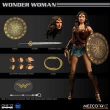 WONDER WOMAN - Justice League - ONE:12 Collective - MEZCO
