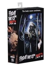 "Friday The 13th - 7"" Scale Action Figure - ULTIMATE PART 2 JASON - NECA"