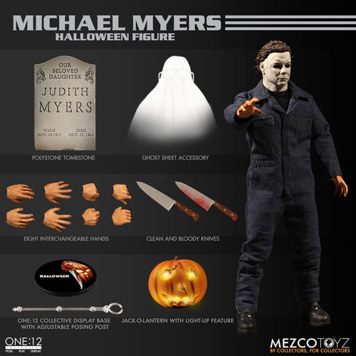 MICHAEL MYERS - HALLOWEEN - ONE:12 Collective - MEZCO
