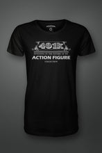 """401K - INVESTING IN MY FIGURE COLLECTION"" T-Shirt 