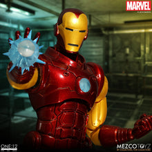 IRON MAN  - ONE:12 Collective - MEZCO