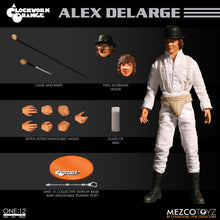 A Clockwork Orange - ALEX DELARGE - One:12 Collective Action Figure - MEZCO