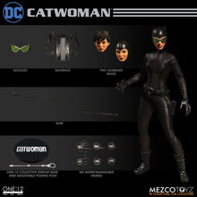 [DENTED BOX] CATWOMAN - ONE:12 Collective - MEZCO