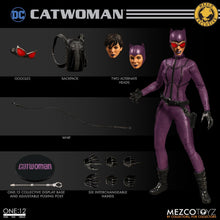 CATWOMAN - Purple Suit Variant - MDX - ONE:12 Collective - MEZCO