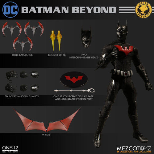 BATMAN BEYOND - MDX - ONE:12 Collective - MEZCO