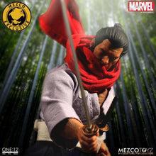 WOLVERINE 5 RONIN - MDX - NYCC 2018 Exclusive - ONE:12 Collective - MEZCO