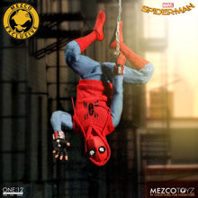 SPIDER-MAN Homecoming - Homemade Suit Edition - MDX - Exclusive - ONE:12 Collective - MEZCO