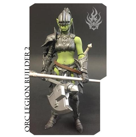 ORC LEGION BUILDER 2- Mythic Legions