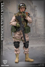 **PRE-ORDER** - CHALK LEADER 75th Ranger - TASK FORCE RANGER - CrazyFigure