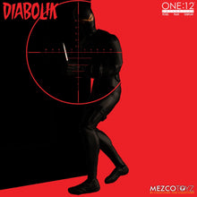 **PRE-ORDER** - DIABOLIK - ONE:12 Collective - MEZCO