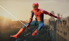 Marvel's Spider-Man: Homecoming 1/4 Scale Action Figure - NECA