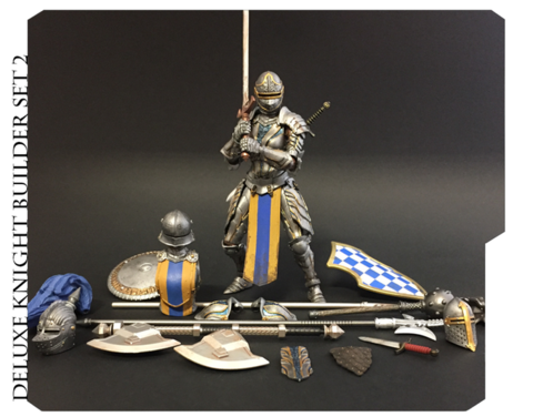 KNIGHT BUILDER DELUXE 2 - Mythic Legions