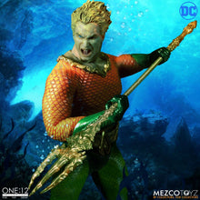 **PRE-ORDER** - Aquaman - ONE:12 Collective - MEZCO