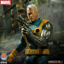 PX CABLE - X-Men Edition - ONE:12 Collective - MEZCO