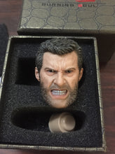 JAMES HOWLETT - Angry Hugh Head Sculpt - 1/6 Scale Head Sculpt - Burning Soul