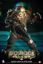 **PRE-ORDER** - Bioshock 2 - SUBJECT DELTA & LITTLE SISTER - DELUXE VERSION - 1/6 Scale - ThreeZero / 3A