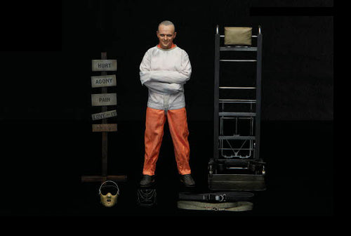 Silence Of The Lambs - HANNIBAL Straitjacket  - 1/6 Scale - Blitzway - BW-UMS10302