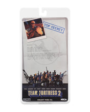 BLU ENGINEER - Team Fortress 2 – 7″ Scale Action Figures – Series 3.5 BLU - NECA