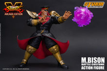 **PRE-ORDER** - M. BISON - Battle Costume - Street Fighter V: Arcade Edition - Storm Collectibles