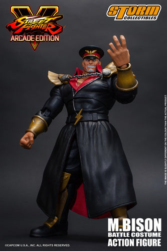 M. BISON - Battle Costume - Street Fighter V: Arcade Edition - Storm Collectibles