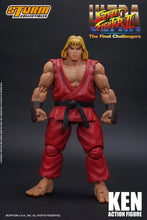 KEN - Ultra Street Fighter II - Storm Collectibles