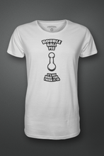 """DOUBLE BALL PEG"" T-Shirt 